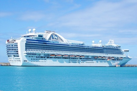 8 days and 7 nights cruising the Caribbean Ruby Princess on full board double cabin 57% OFF