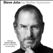 Steve Jobs by Walter Isaacson (AudioBook)