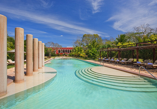 Hacienda Temozon, Yucatan. Pay starting at $2,454 MXN per night for two (50% Discount)